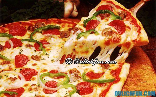 Nên ăn gì khi đi Vatican/ Thưởng thức đặc sản nổi tiếng ở Vatican