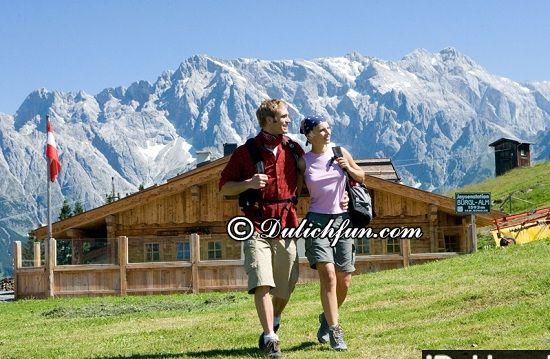 Du lịch Áo mùa nào đẹp nhất? Thời điểm lý tưởng nên du lịch Áo - kinh nghiệm du lịch Áo