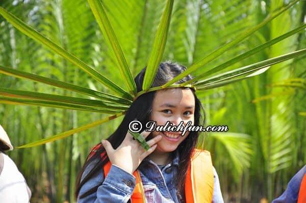 Đi rừng dừa Bảy Mẫu nên làm gì, chơi gì? Những hoạt động thú vị ở rừng dừa Bảy Mẫu