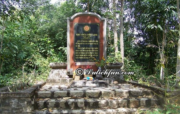 Kinh nghiệm du lịch núi Dinh, Vũng Tàu. Các ngôi chùa linh thiêng ở núi Dinh