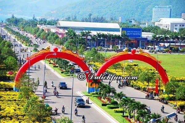 các khu chợ nổi tiếng ở Quy Nhơn