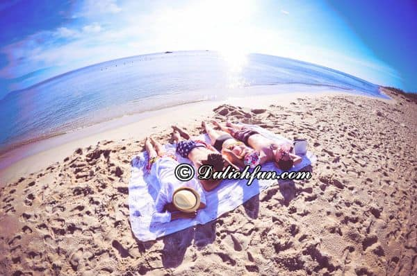 Kinh nghiệm du lịch biển An Bàng, Hội An: Hướng dẫn lịch trình tham quan, vui chơi, ăn uống khi du lịch biển An Bàng