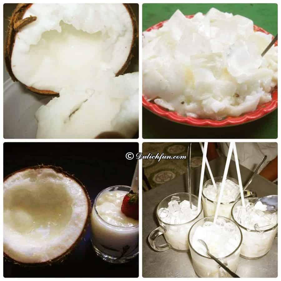 Đặc sản Trà Vinh làm quà, ẩm thực Trà Vinh, về Trà Vinh ăn gì? Những món ăn ngon nổi tiếng ở Trà Vinh.