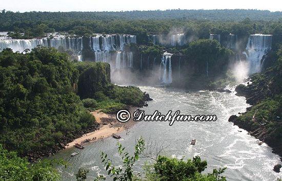Chia sẻ kinh nghiệm du lịch Paraguay tự túc. Hướng dẫn lịch trình tham quan, du lịch Paraguay an toàn, thuận lợi