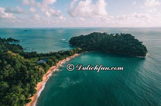 Đi đâu, chơi gì khi du lịch Costa Rica? Manuel Antonio, địa điểm tham quan, du lịch nổi tiếng ở Costa Rica