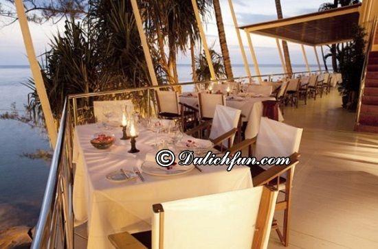 Du lịch Phuket nên ăn ở đâu? Nhà hàng Mom Tri's kitchen, nhà hàng ăn ngon, nổi tiếng ở Phuket được yêu thích nhất
