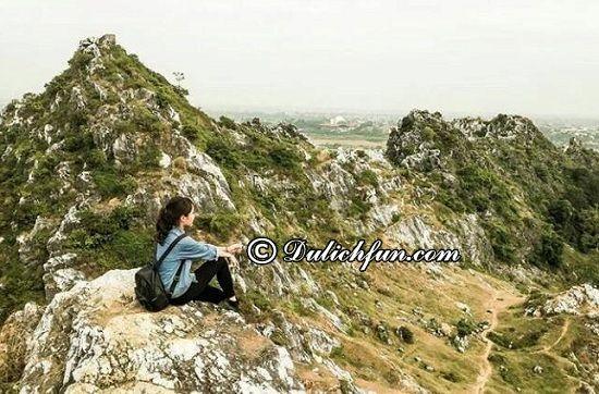 Du lịch núi Trầm có gì thú vị? Núi Trầm (Tử Trầm Sơn), địa điểm du lịch hấp dẫn ở núi Trầm