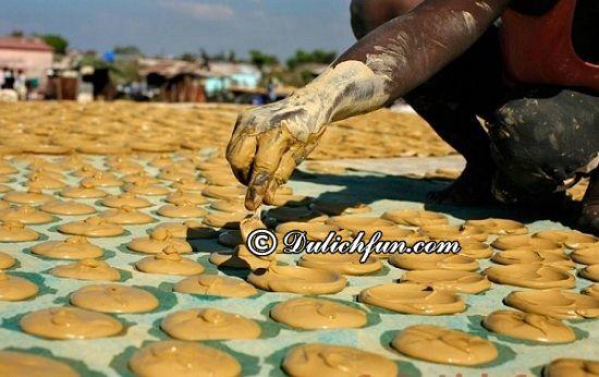 Ở Haiti có đặc sản gì? Bánh bùn, món ăn ngon, đặc sản nổi tiếng nhất ở Haiti
