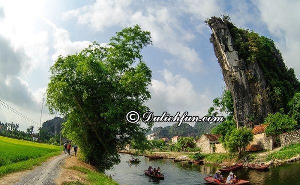 Du lịch những địa điểm quay phim Kong cực hot ở Ninh Bình