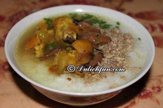 Ăn gì khi du lịch Đồng Văn, Hà Giang? Cháo ấu tẩu, món ăn ngon, được yêu thích nhất ở Đồng Văn