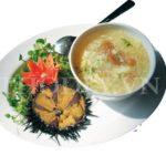 Ở đảo Lý Sơn có đặc sản gì hấp dẫn? Cháo nhum biển, món ăn nổi tiếng nhất ở đảo Lý Sơn
