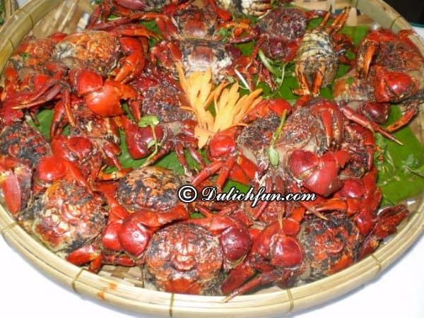 Đặc sản Trà Vinh làm quà, ẩm thực Trà Vinh, về Trà Vinh ăn gì? Những món ăn ngon nổi tiếng ở Trà Vinh. Du lịch Trà Vinh nên mua gì