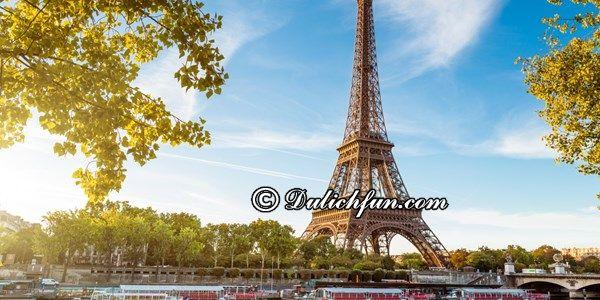 Du lịch Châu Âu cần mang theo bao nhiêu tiền? Chi phí du lịch Châu Âu tự túc