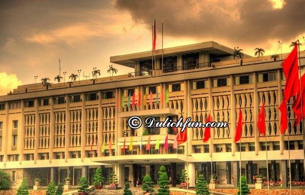 Kinh nghiệm du lịch Sài Gòn 1 ngày. Lộ trình du lịch Sài Gòn 1 ngày