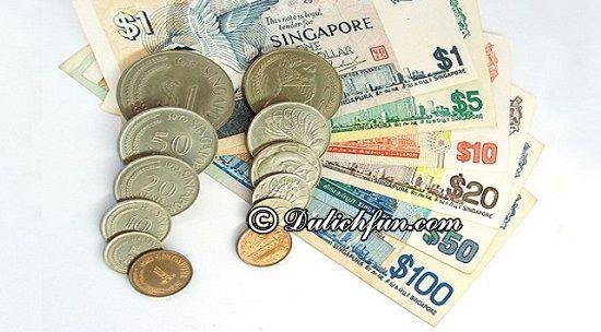 Đổi tiền Singapore như nào? Kinh nghiệm đổi tiền khi du lịch Singapore