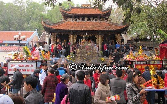 Nên tham gia lễ hội nào ở Bắc Ninh? Lễ hội đền Bà Chúa Kho, lễ hội truyền thống, nổi tiếng ở Bắc Ninh