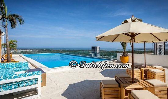 Nên ở đâu khi du lịch Colombia? GHL Collection Barranquilla Hotel, nhà nghỉ, khách sạn 5 sao đẹp, nổi tiếng ở Colombia