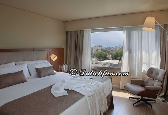 Ở đâu khi du lịch Paraguay? Dazzler Asunción, nhà nghỉ, khách sạn đẹp, chất lượng ở Paraguay