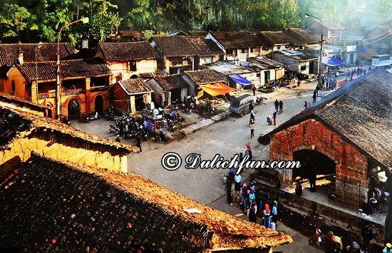 Du lịch Đồng Văn nên đi chơi đâu? Phố cổ Đồng Văn, địa điểm tham quan hấp dẫn ở Đồng Văn, Hà Giang