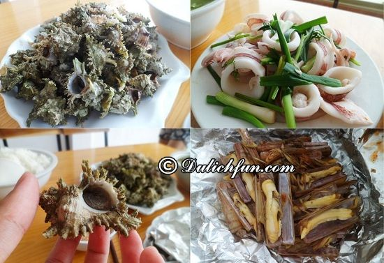 Quán Cồ Nghĩa, địa chỉ nhà hàng, quán ăn ngon, hấp dẫn ở Cô Tô: Ăn ở đâu ngon khi du lịch Cô Tô?