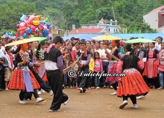 Tết độc lập Mộc Châu, lễ hội truyền thống đặc sắc và ấn tượng ở Mộc Châu: Những lễ hội nổi tiếng ở Mộc Châu được tổ chức ở đâu, khi nào?
