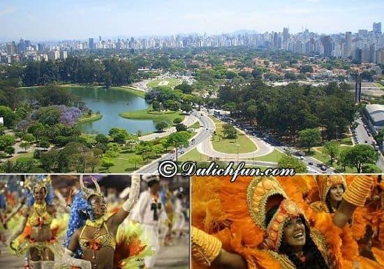 Du lịch Brazil mùa nào đẹp nhất? Thời điểm lý tưởng nên du lịch Brazil