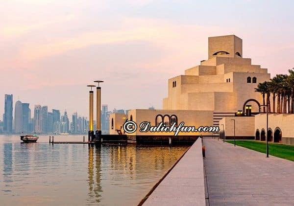 Điểm tham quan văn hóa ở Qatar: Kinh nghiệm tham quan, vui chơi, ăn ở khi du lịch Qatar