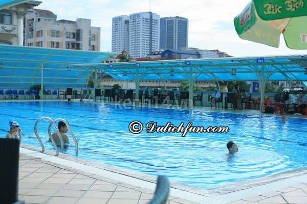 Top bể bơi tốt nhất ở Hà Nội view đẹp, rộng, sang chảnh. Nên đi bơi ở đâu Hà Nội? Các bể bơi tốt nhất nên tới ở Hà Nội rộng, sạch