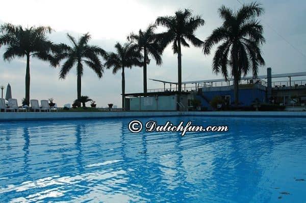 Top bể bơi tốt nhất ở Hà Nội view đẹp, rộng, sang chảnh