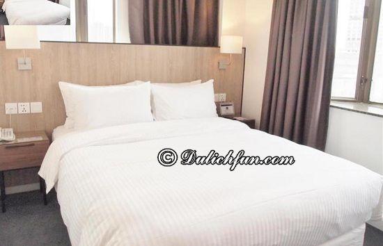 Nên ở khách sạn nào khi du lịch Ma Cao? Best Western Sun Sun Hotel, Khách sạn cao cấp, bình dân, giá rẻ nên chọn ở Macau
