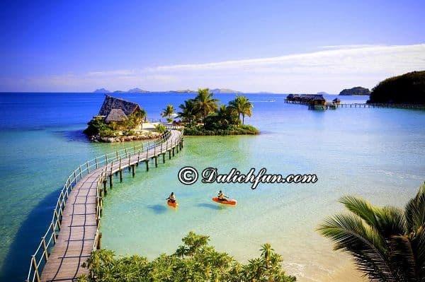 Các địa điểm tham quan, du lịch đẹp, nổi tiếng ở Đảo Fiji: Kinh nghiệm tham quan, vui chơi, ăn uống khi du lịch đảo Fiji