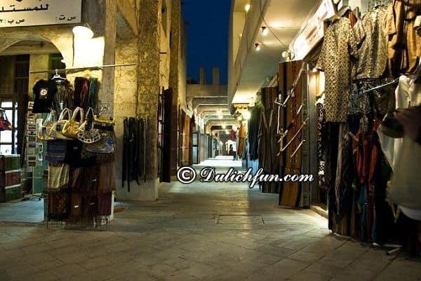Hướng dẫn đi tham quan, vui chơi, ăn uống khi du lịch Qatar. Du lịch Qatar có gì hay? Những điểm tham quan nổi tiếng ở Qatar