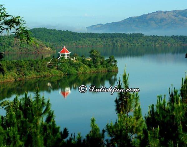 Địa điểm du lịch nổi tiếng ở Gia Lai đẹp, hot nhất hiện nay