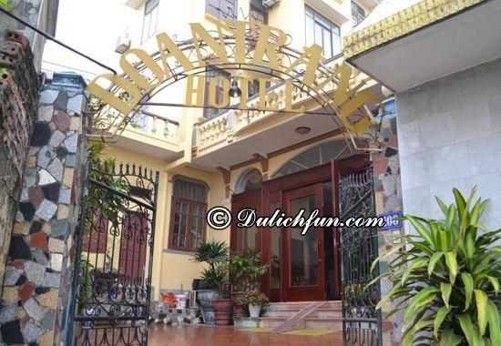 Ở Bãi Cháy có nhà nghỉ nào giá rẻ bình dân không? Doan Trang Hotel Halong, nhà nghỉ, khách sạn tiện nghi, chất lượng và giá tốt ở Bãi Cháy
