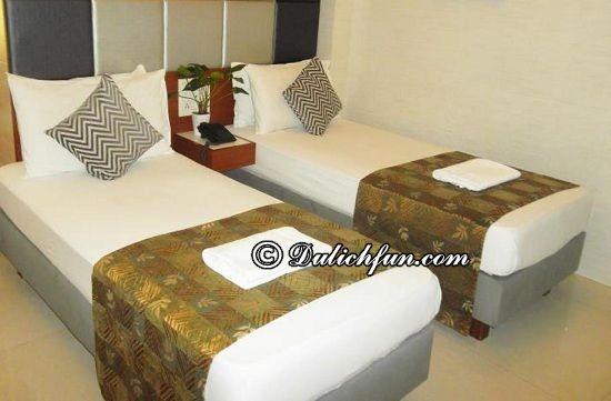 Nên ở đâu khi du lịch Mumbai? Elphinstone Hotel, địa chỉ nhà nghỉ, khách sạn giá rẻ ở Mumbai