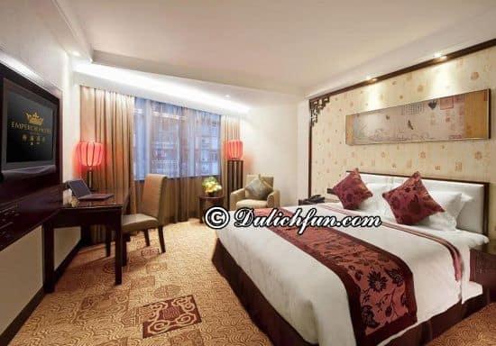 Nên ở khách sạn nào khi du lịch Ma Cao? Khách sạn bình dân ở Macau vị trí thuận tiện, sạch sẽ, tiện nghi