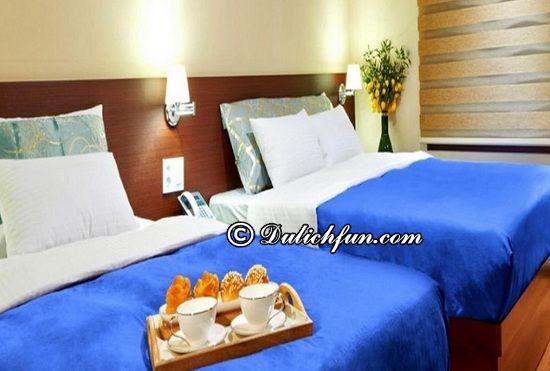 Địa chỉ 5 khách sạn ở đảo Jeju, Hàn Quốc chất lượng, giá tốt