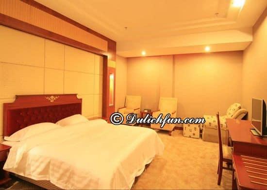 Địa chỉ những khách sạn đẹp, tiện nghi, chất lượng ở Thượng Hải: Gloria Plaza Hotel Hangtou, nhà nghỉ, khách sạn giá rẻ, đầy đủ tiện nghi ở Thượng Hải bạn không nên bỏ lỡ