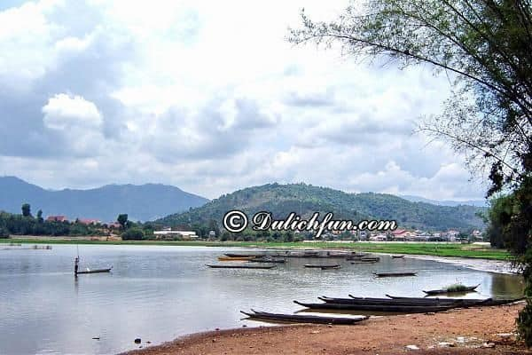 Kinh nghiệm du lịch hồ Lắk: đường đi, chơi gì, ăn gì ngon?