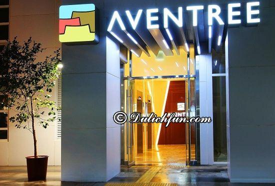 Tư vấn đặt phòng khách sạn ở Busan giá tốt, vị trí thuận tiện: Hotel Aventree Busan, địa chỉ nhà nghỉ, khách sạn chất lượng, dịch vụ tốt ở Busan
