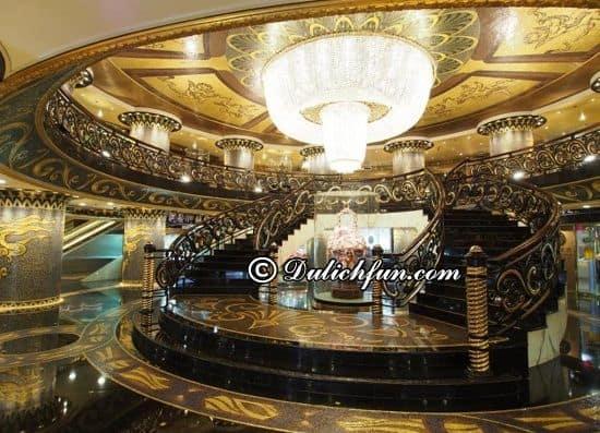 Khách sạn giá rẻ, tiện nghi nên đặt phòng ở Macau: Du lịch Ma Cao nên ở khách sạn nào đẹp, giá tốt?