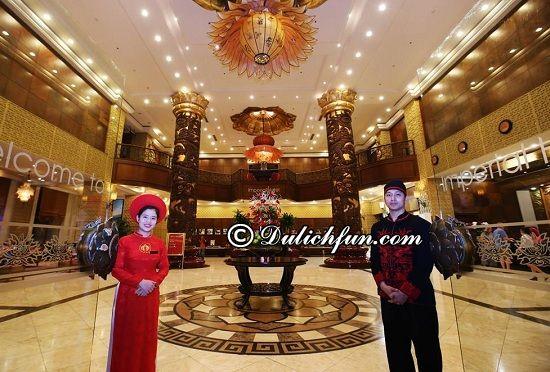 Những khách sạn đẹp, cao cấp và nổi tiếng ở Huế. Imperial Hotel Hue, khách sạn chất lượng tiện nghi ở Huế