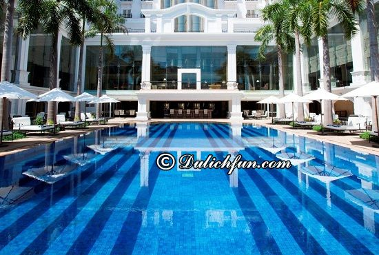 Indochine Palace Hotel, khách sạn 5 sao, resort cao cấp ở Huế bạn không nên bỏ lỡ: Địa chỉ những resort 5 sao chuẩn quốc tế, sạch đẹp, tiện nghi đầy đủ ở Huế