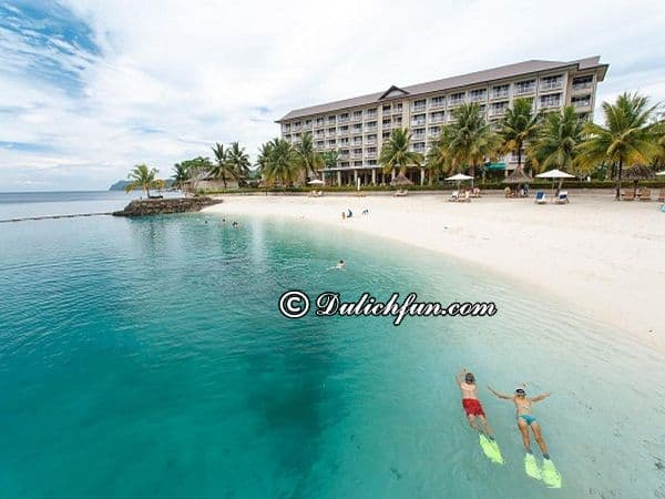 Du lịch Palau nên ở đâu, khách sạn nào? Những khách sạn tốt ở Palau đẹp, thuận tiện nên ở