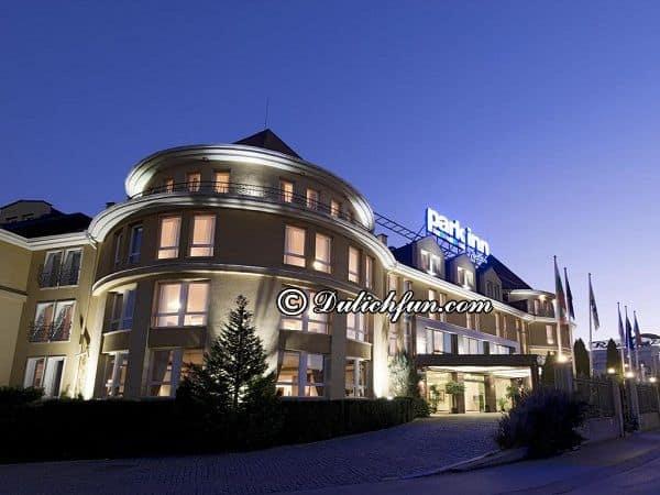 Những khách sạn tốt ở Bulgaria (Sofia) nên ở giá thành, thuận tiện đi lại, đầy đủ tiện nghi. Kinh nghiệm du lịch Bulgaria