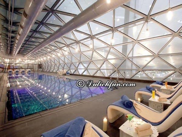 Du lịch Qatar nên ở đâu? Nhà nghỉ, khách sạn tốt, thuận tiện đi lại ở Qatar. Kinh nghiệm du lịch Qatar