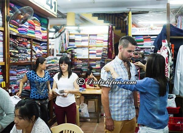 Kinh nghiệm may quần áo ở Hội An: Địa chỉ, giá thành...Có nên may quần áo ở Hội An không?