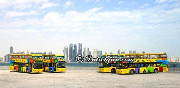 Tới Qatar bằng cách nào? Hướng dẫn cách di chuyển tới Qatar nhanh, thuận tiện