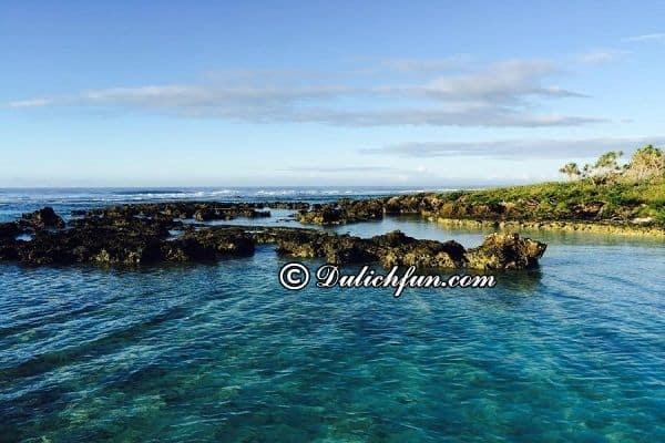 Kinh nghiệm du lịch Vanuatu. Hướng dẫn, toàn tập cẩm nang du lịch Vanuatu đi lại, ăn uống, visa, điểm tham quan đẹp.