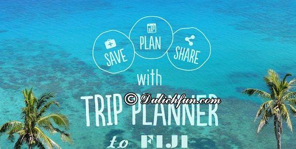 Kinh nghiệm du lịch đảo Fiji tự túc, giá rẻ: Hướng dẫn lịch trình tham quan, vui chơi, ăn uống khi du lịch đảo Fiji
